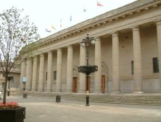 The Caird Hall saw an 11% rise in attendances.