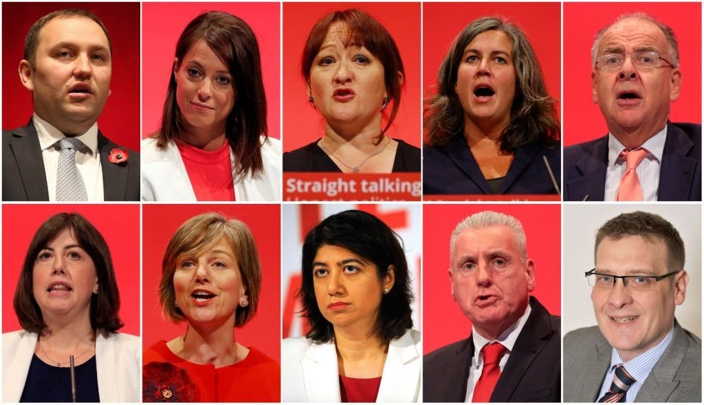 Jeremy Corbyn has seen a number of shadow cabinet members resign.