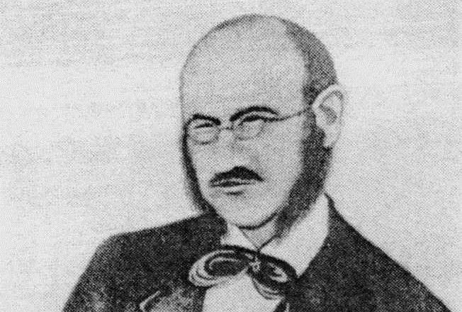 John William Fenton.