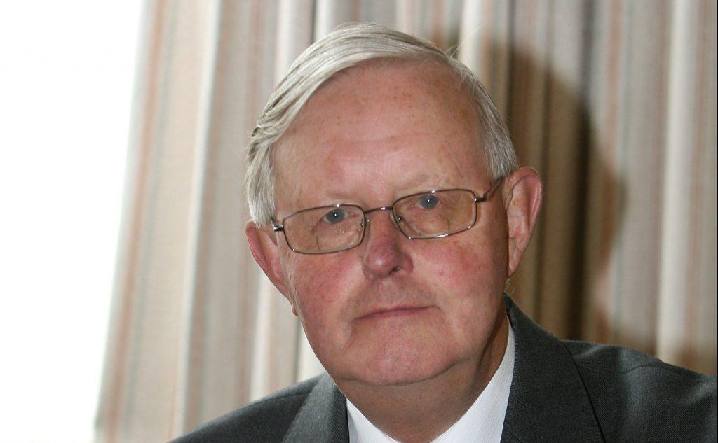Former SNP leader Gordon Wilson.
