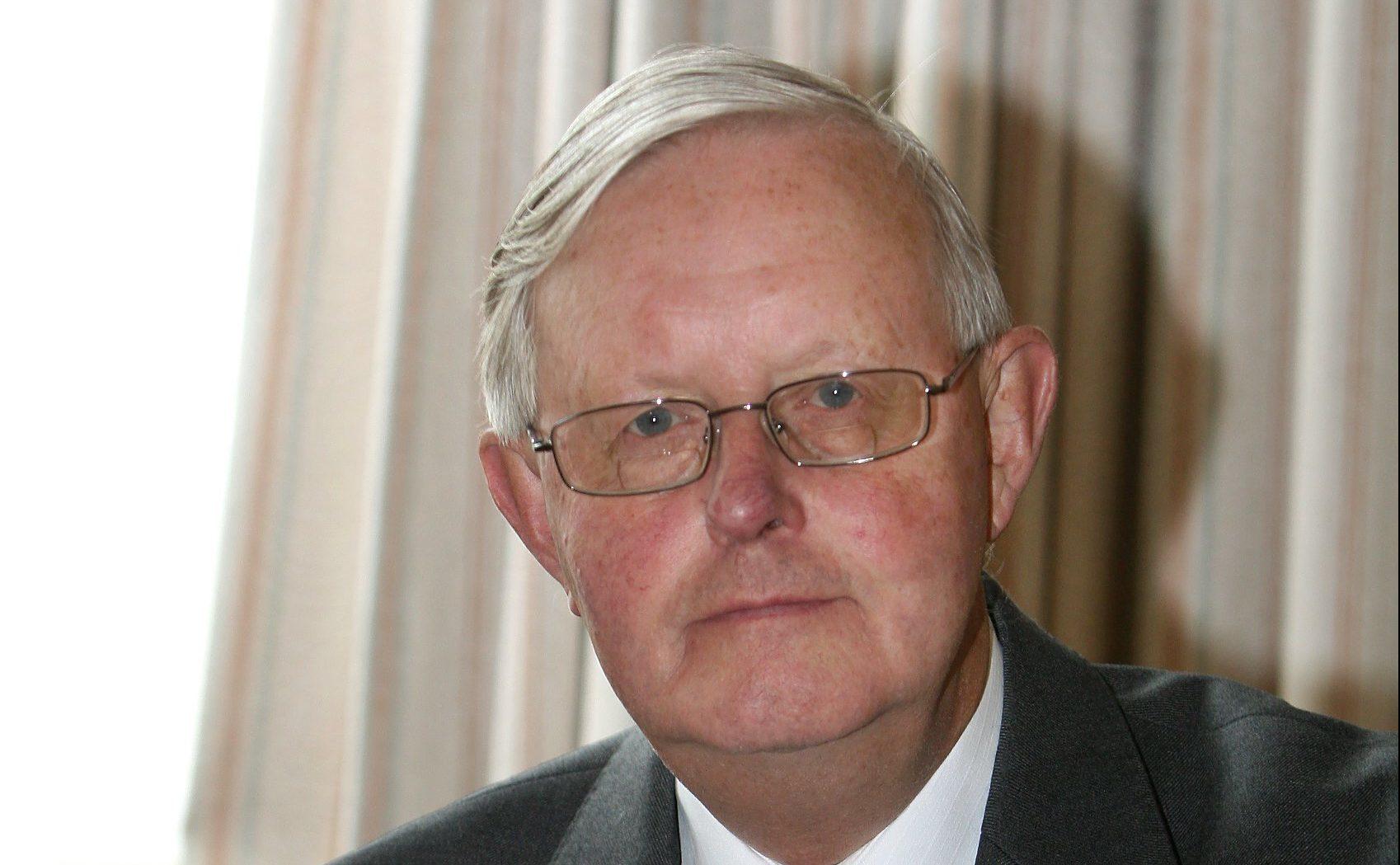 Former SNP leader, Gordon Wilson.