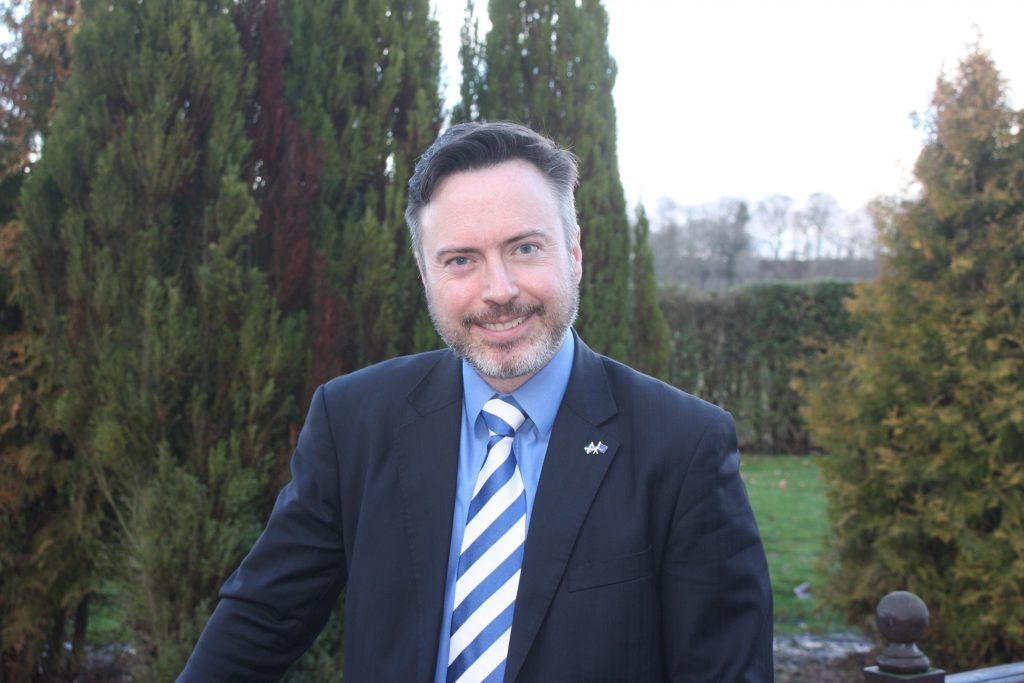 SNP MEP Alyn Smith
