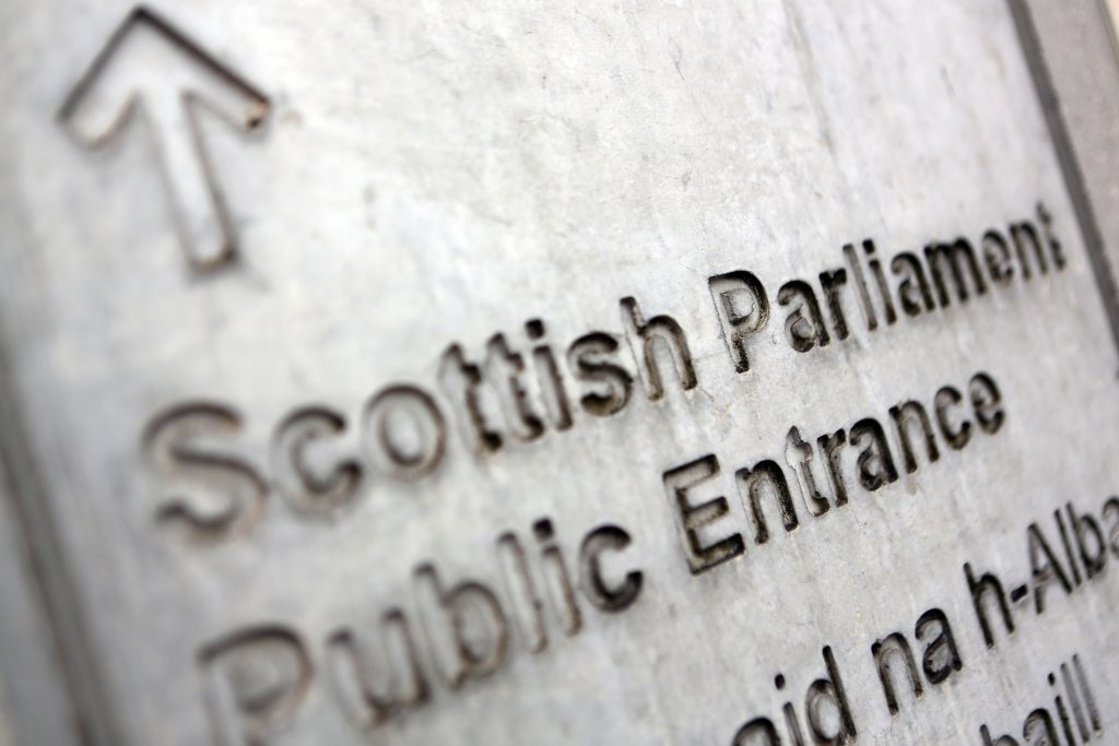 The Scottish Parliament Information Service have published a report on attitudes to immigration.