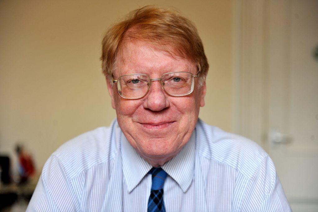 Economist Tony Mackay