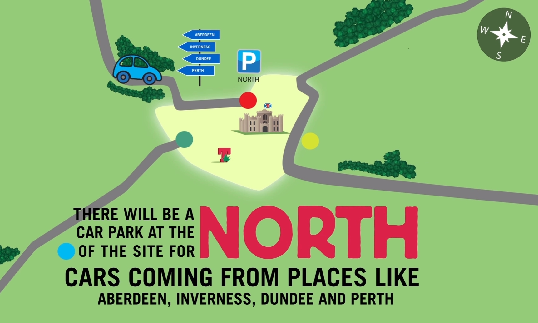 T in the Park has new traffic plans for 2016.