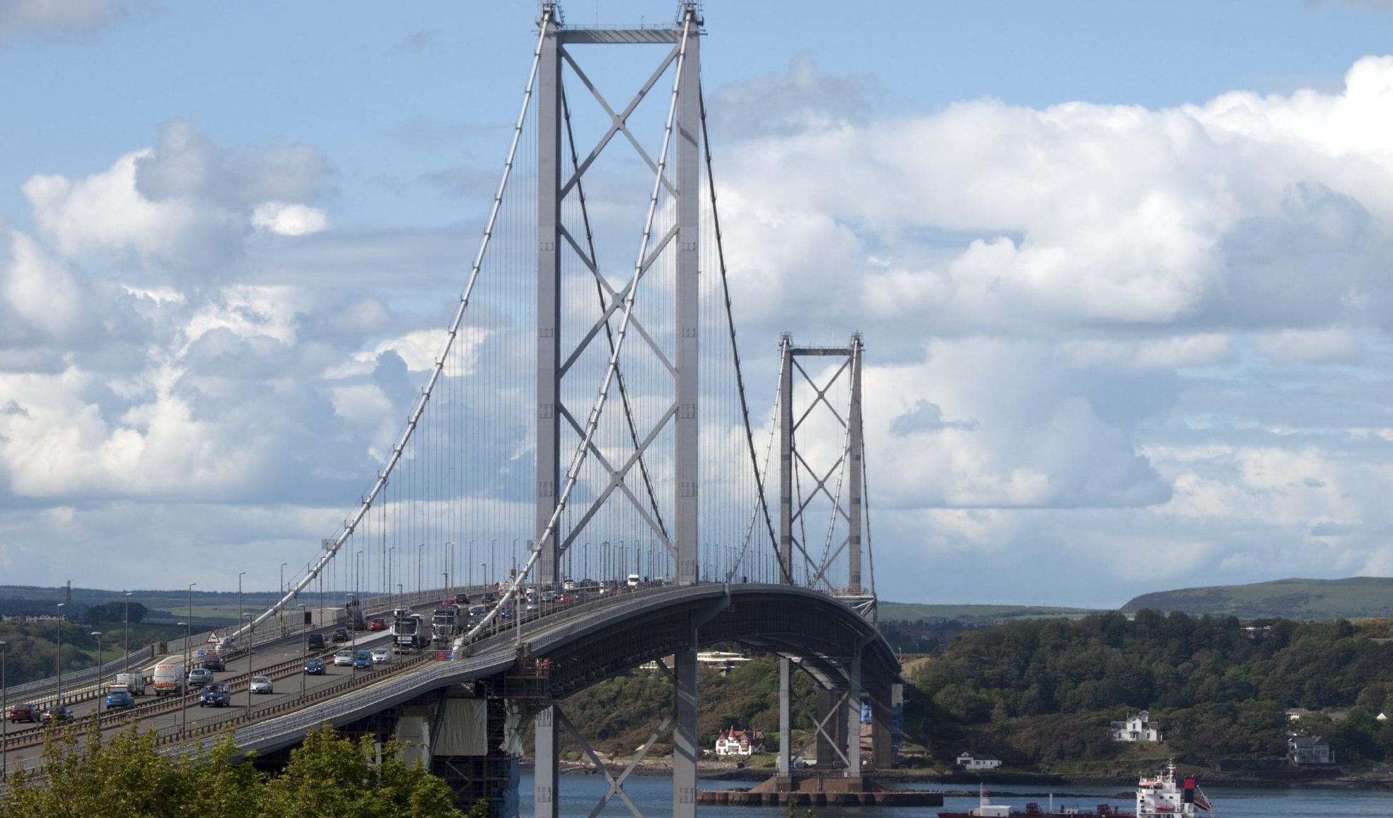 Amey is the operator of the Forth Road Bridge.