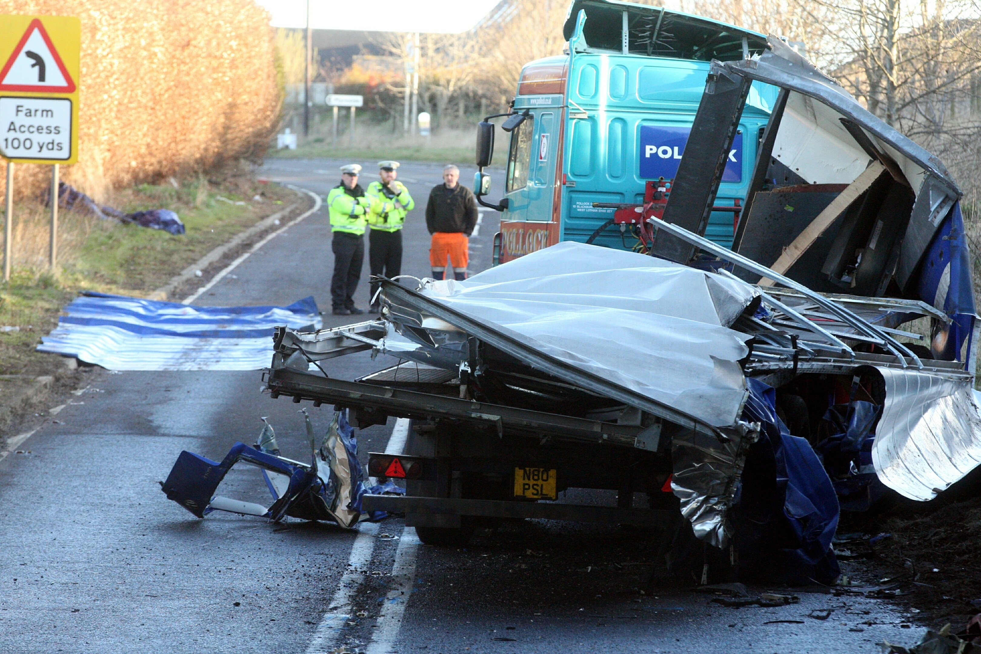 The A92 near Inverkeilor has witnessed a number of serious acdcidents.