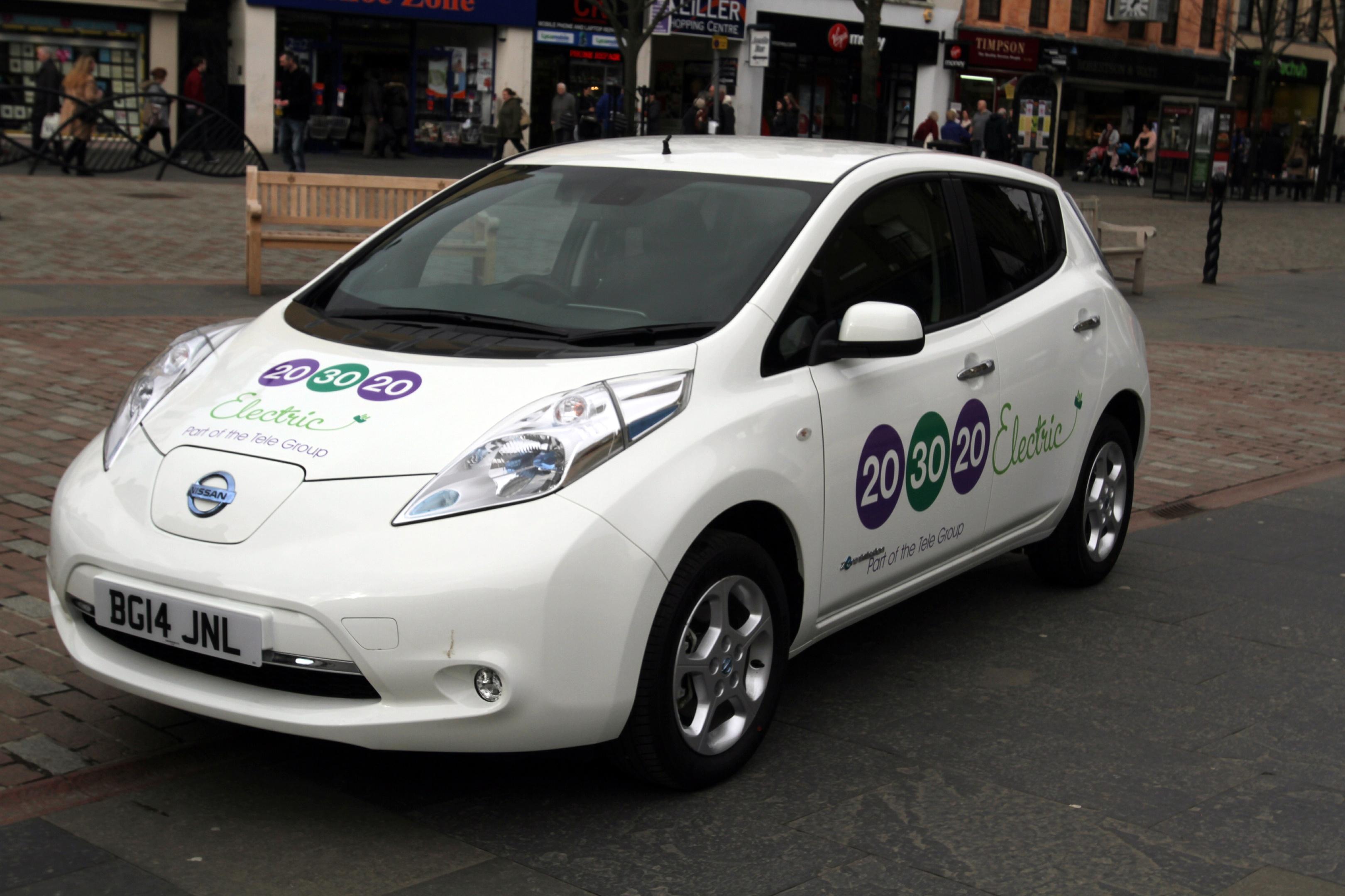 A 203020 taxi.