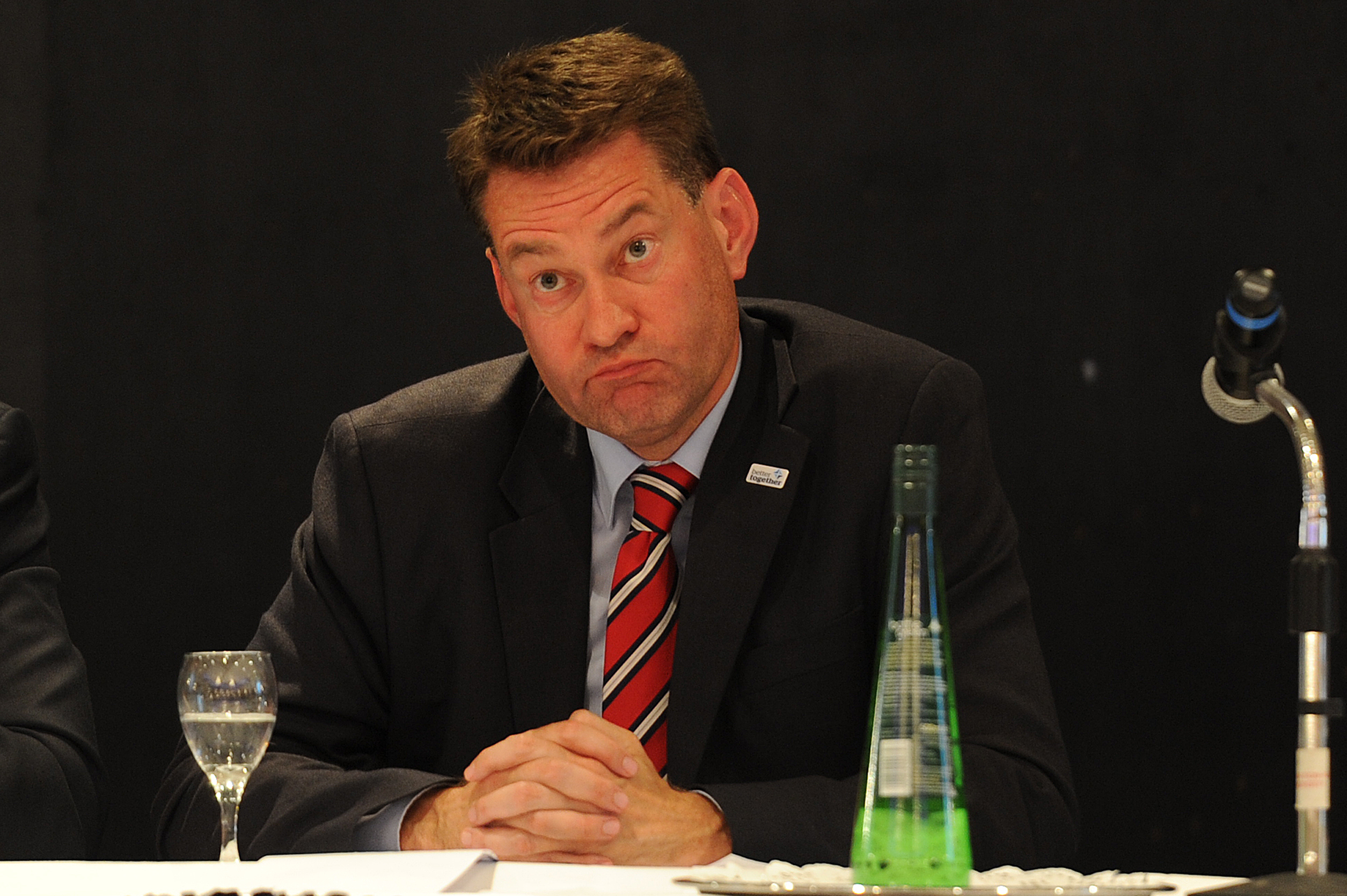 Murdo Fraser, MSP for Mid Scotland and Fife.