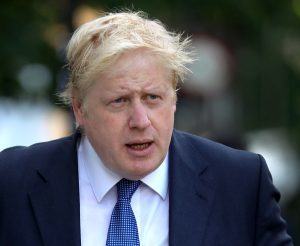 Former London Mayor Boris Johnson is backing Andrea Leadsom for Tory leadership.