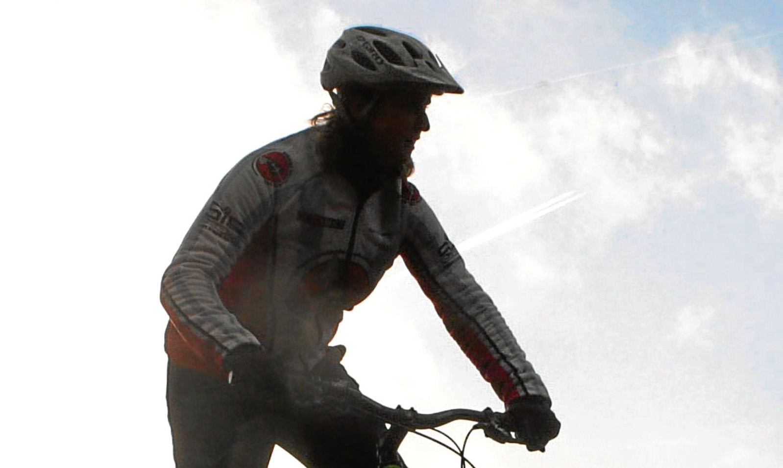 Mountain bikers have been asked to ride with consideration