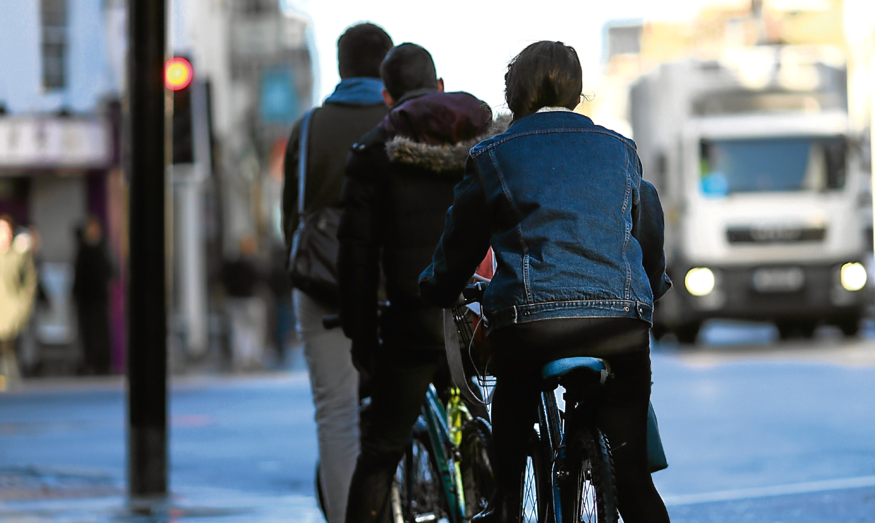 Should cyclists be made to pay for road use?