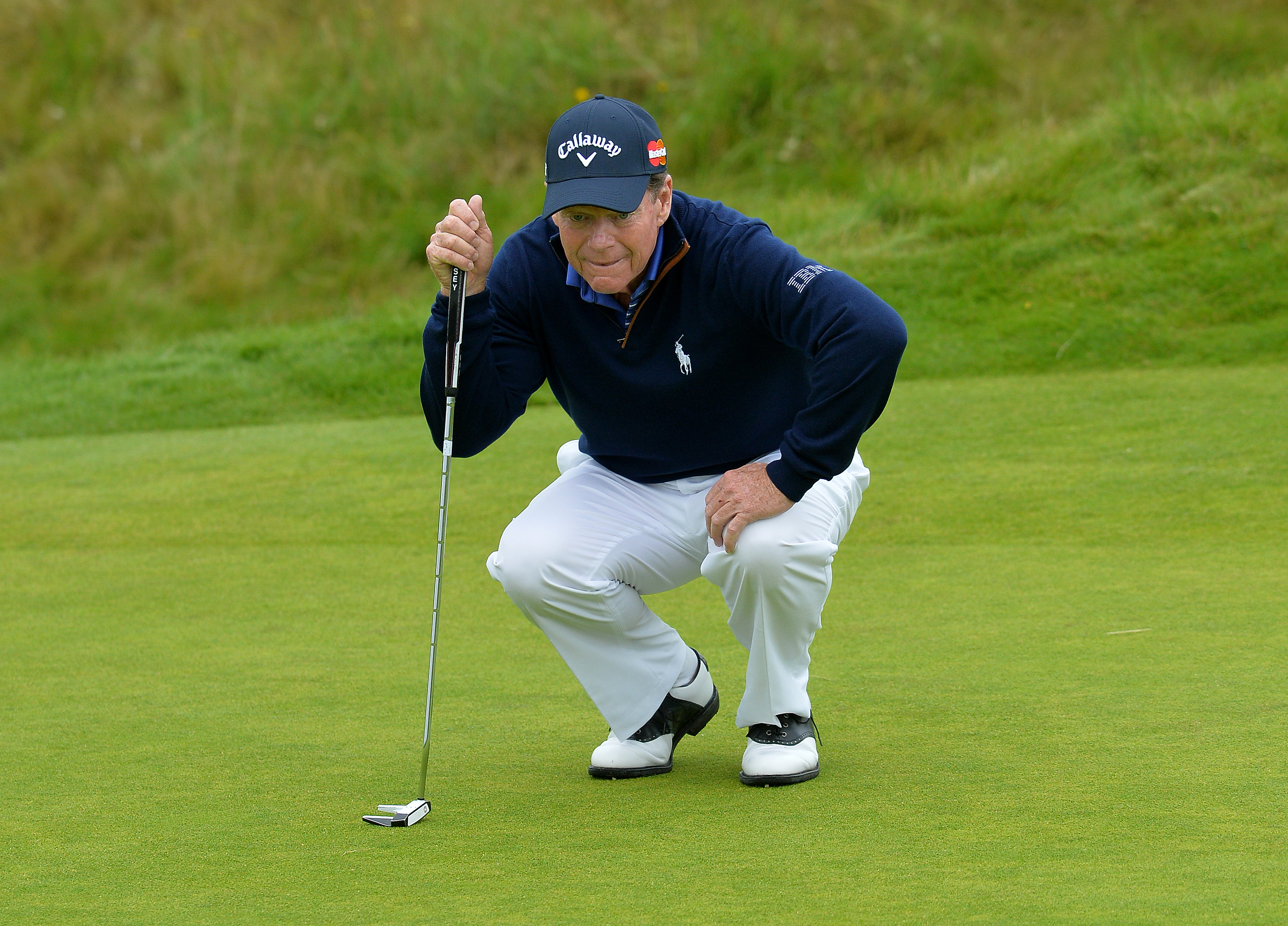 Tom Watson returns to the Old Course for the Senior Open later this month.