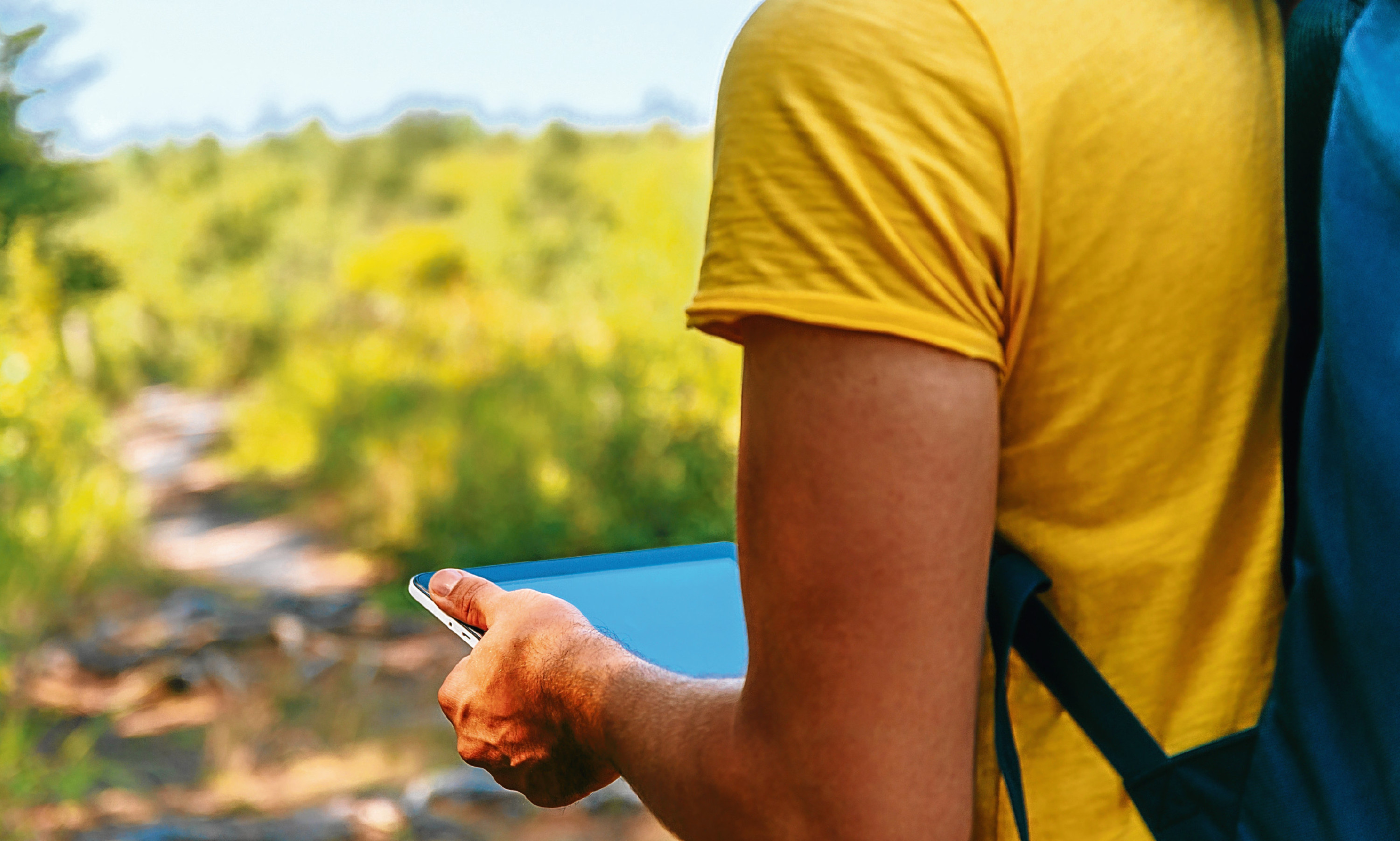 Smartphones and tablets have opened up a world far beyond the reach of most people's childhoods.