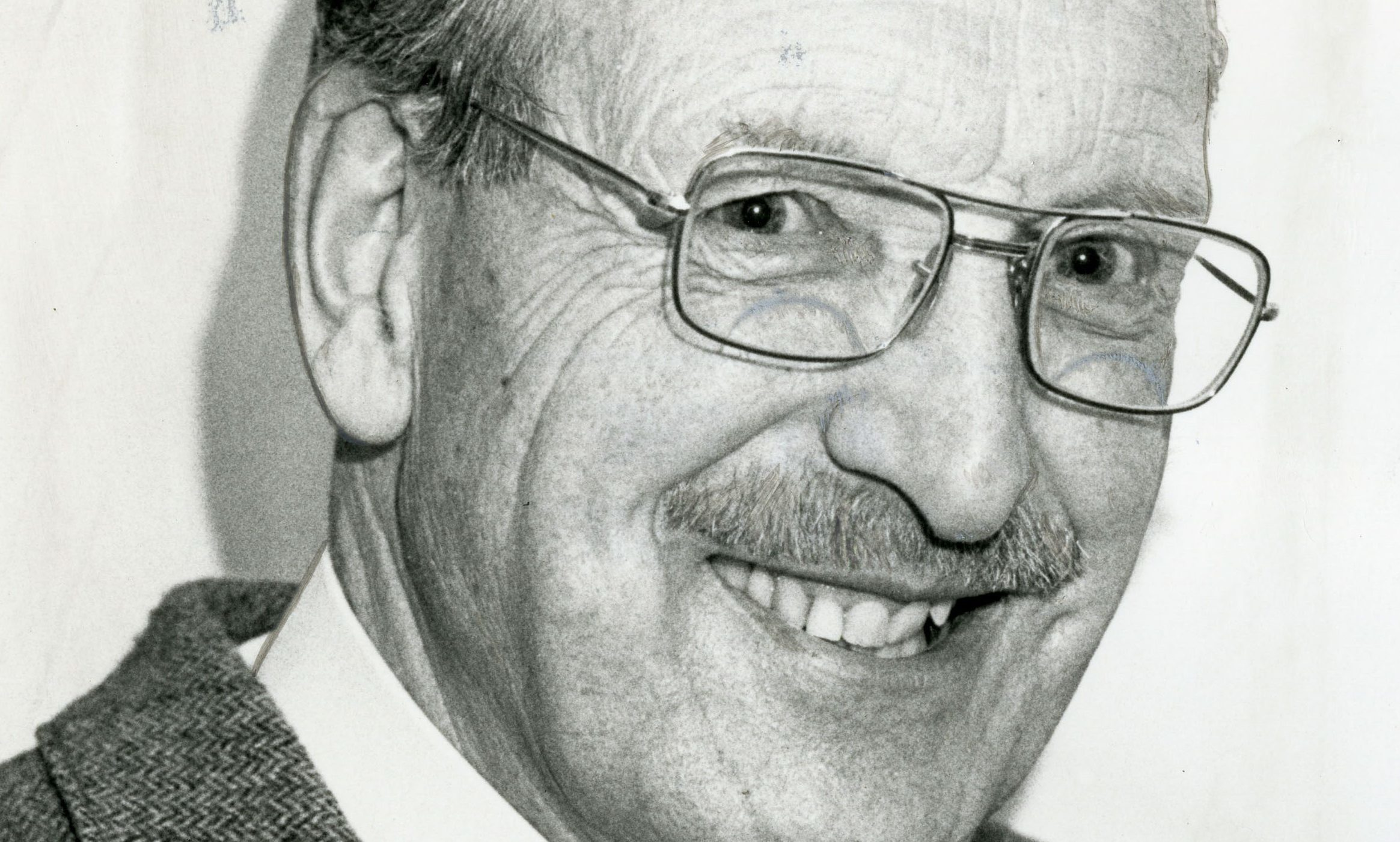 Bob Paterson, who died at the age of 93.
