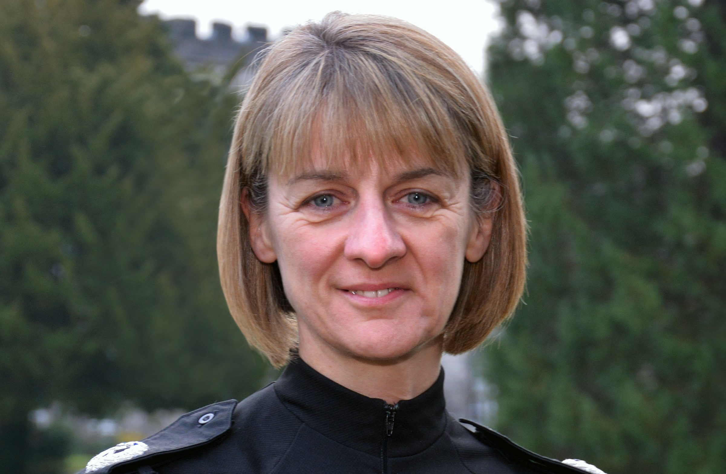 ACC Kate Thomson spoke at the Boomerang centre in Dundee.
