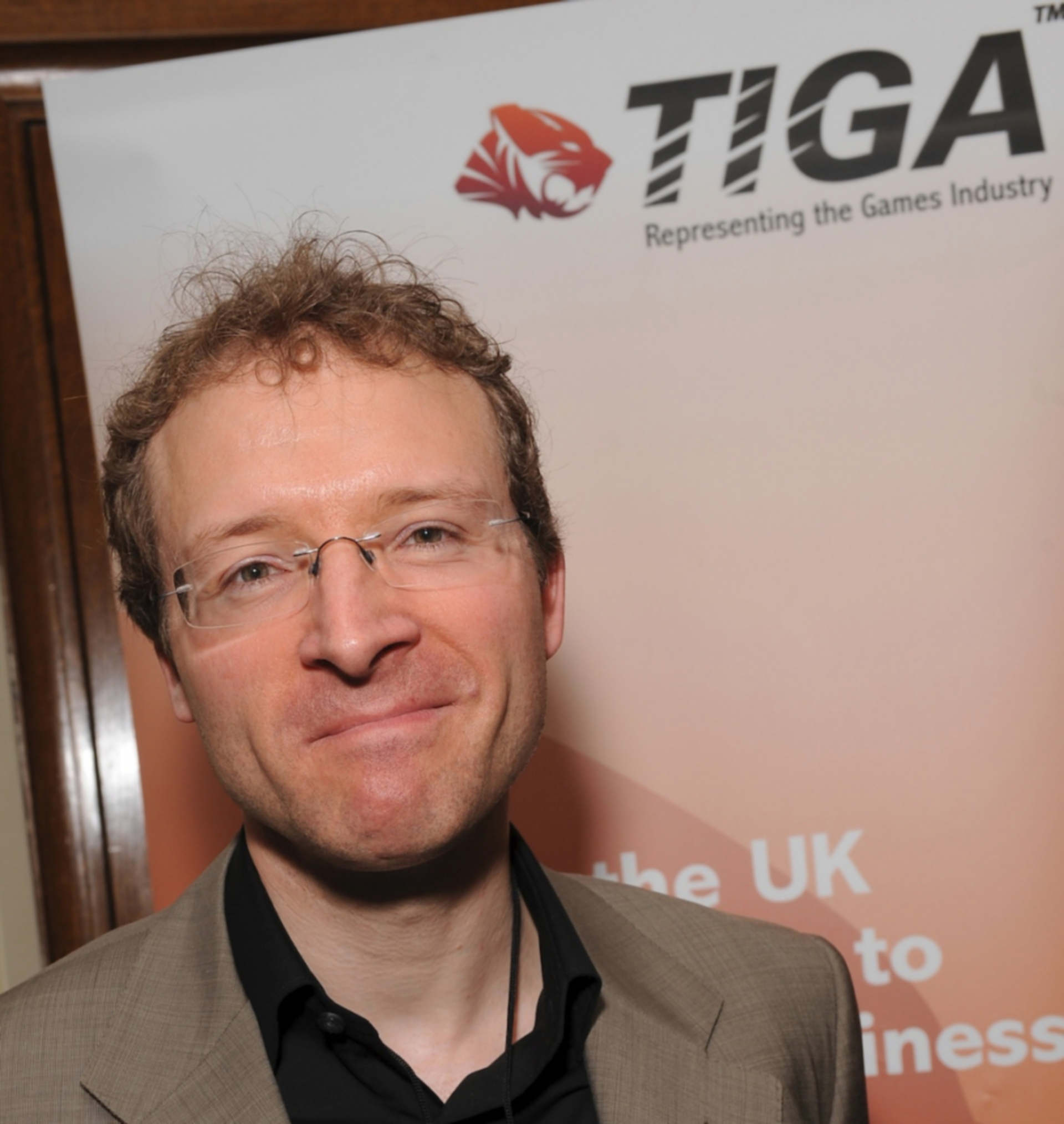 Dr Richard Wilson, chief executive of TIGA.