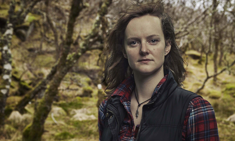 Rachel, 29, who has been involved in Channel 4's Eden series.