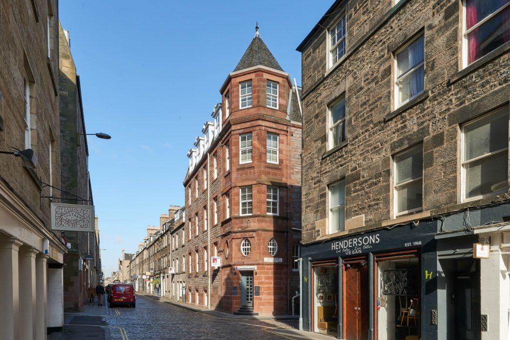 Fountain Court Apartments - Braid, Thistle Street, Edinburgh