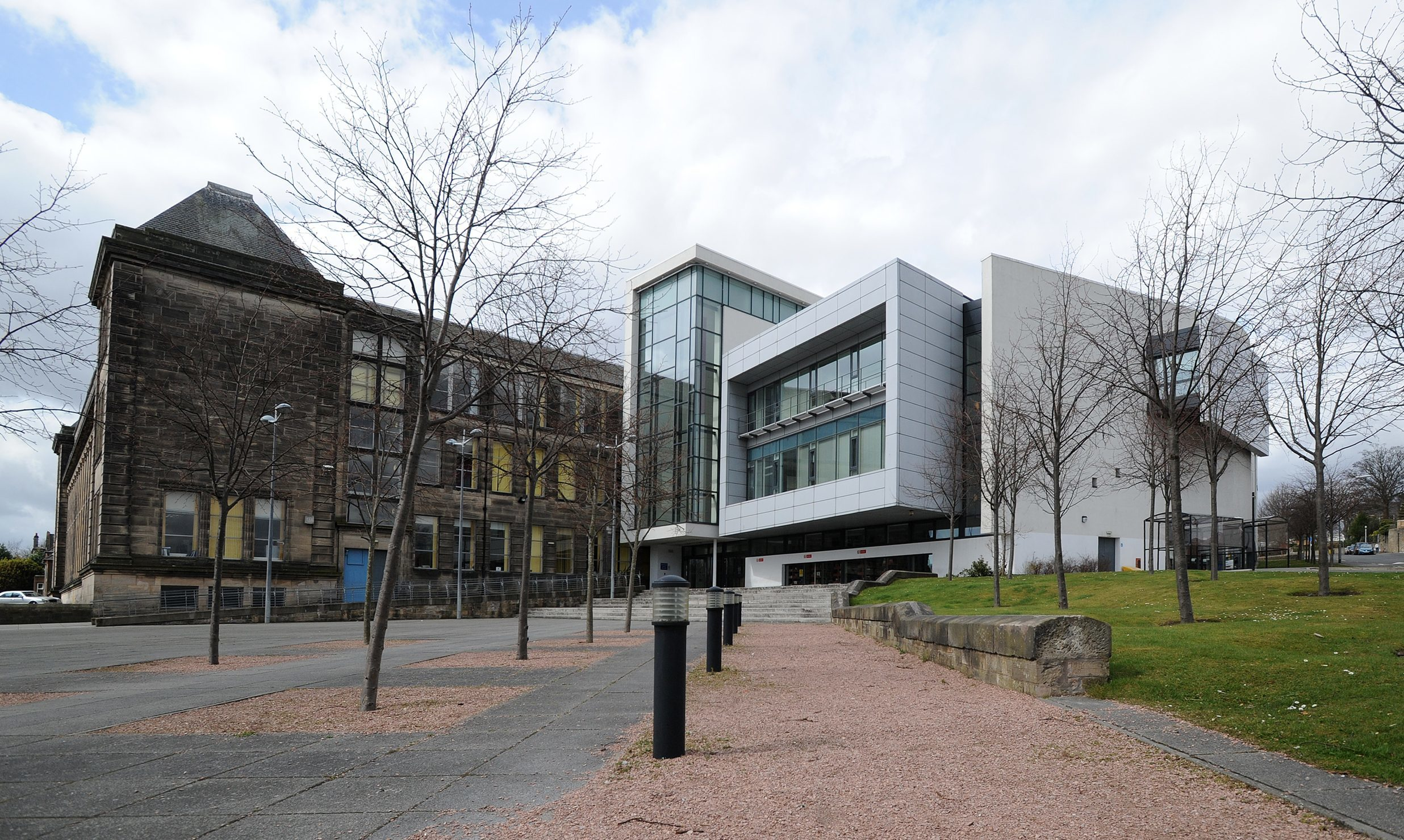 A former college director has called for Holyrood to probe fraud allegations.