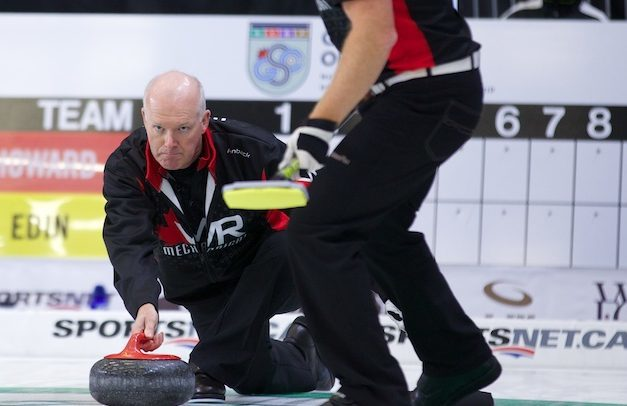 Glenn Howard.