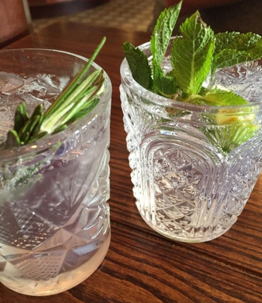 Gin - a distracting drink