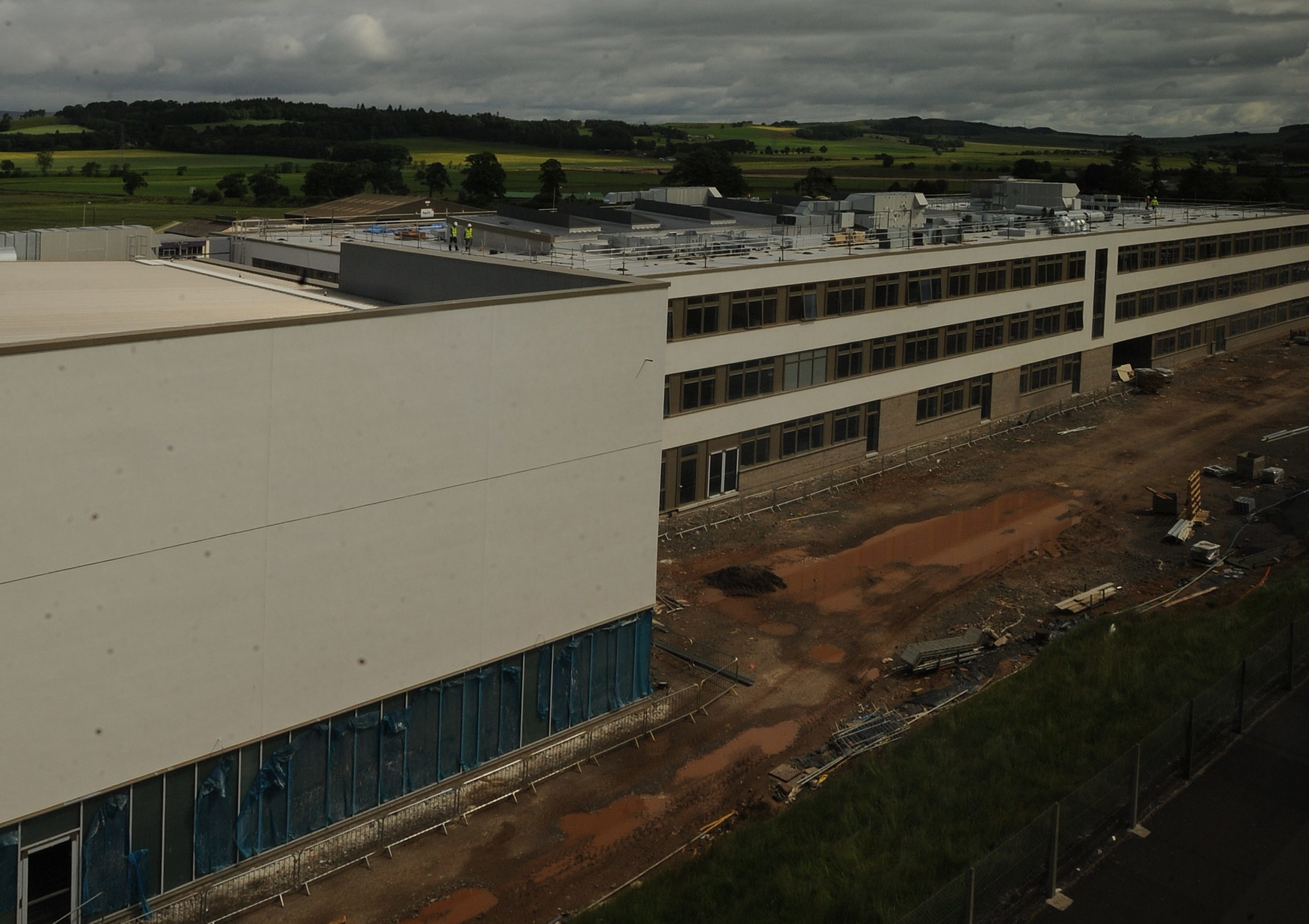 The club is due to move to the new Forfar community campus.