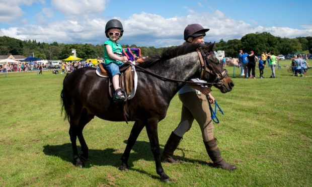 Perth family race day will return this weekend