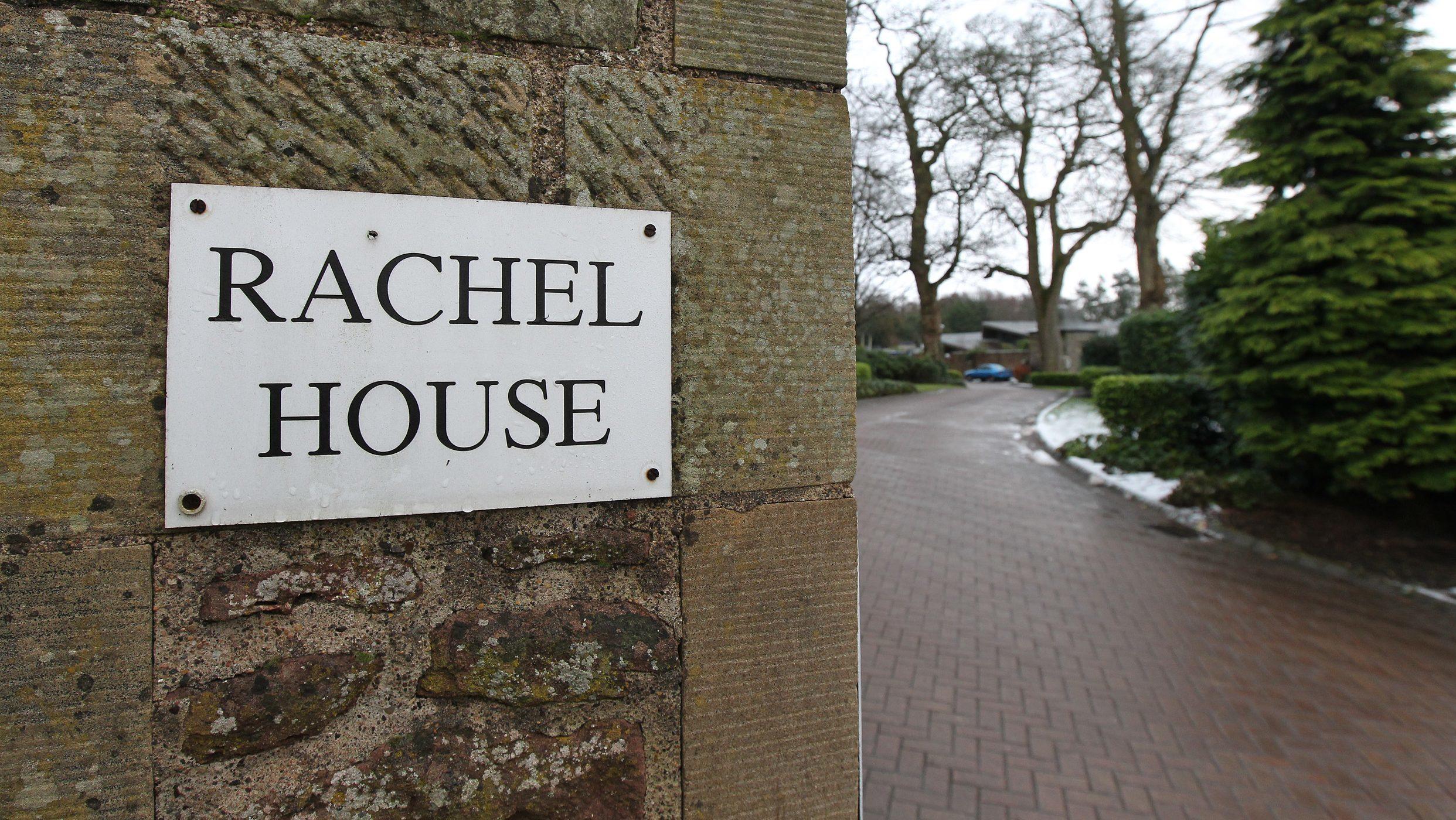 Rachel House in Kinross
