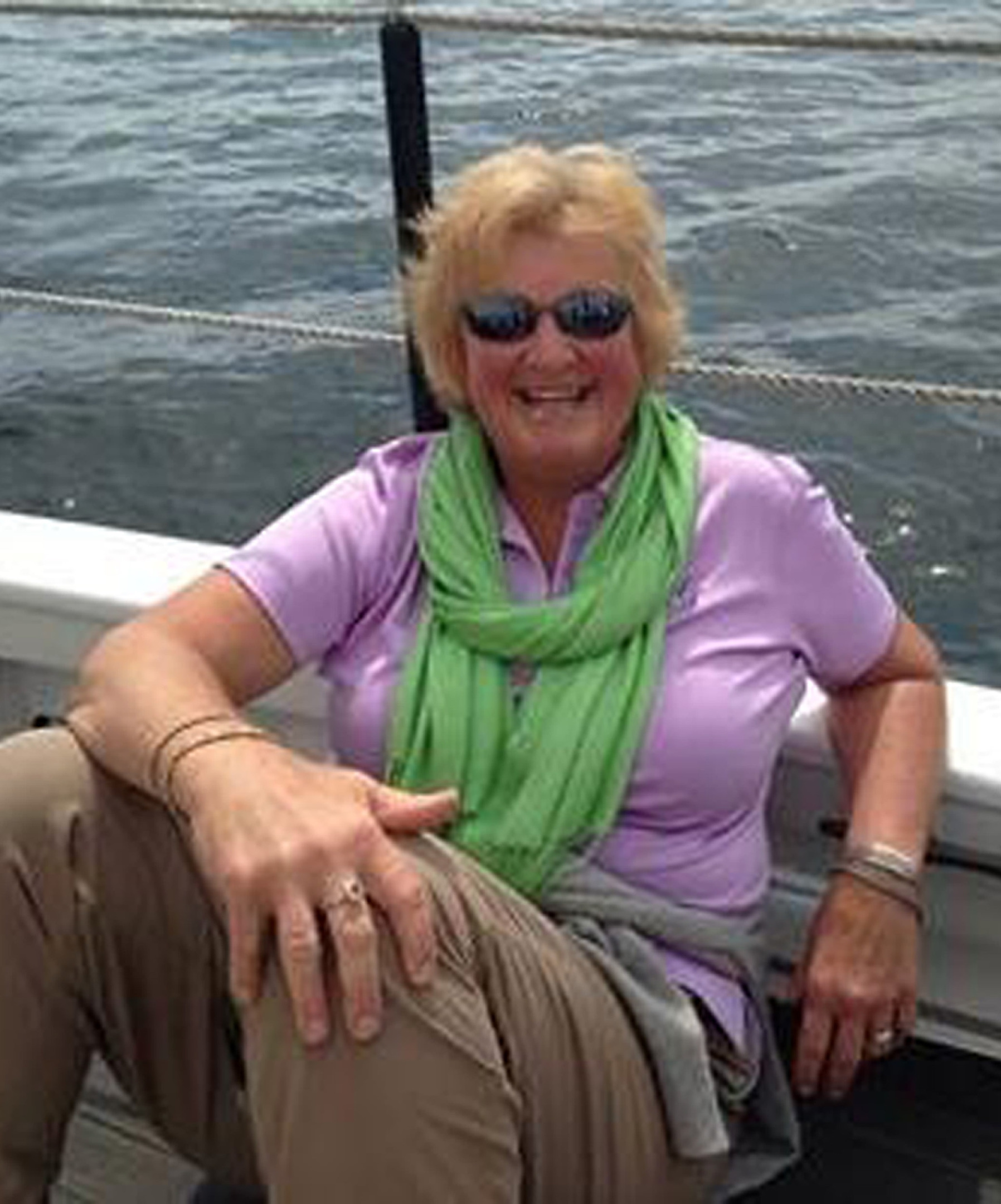 Susan McLean went missing while on holiday in Aberfeldy.