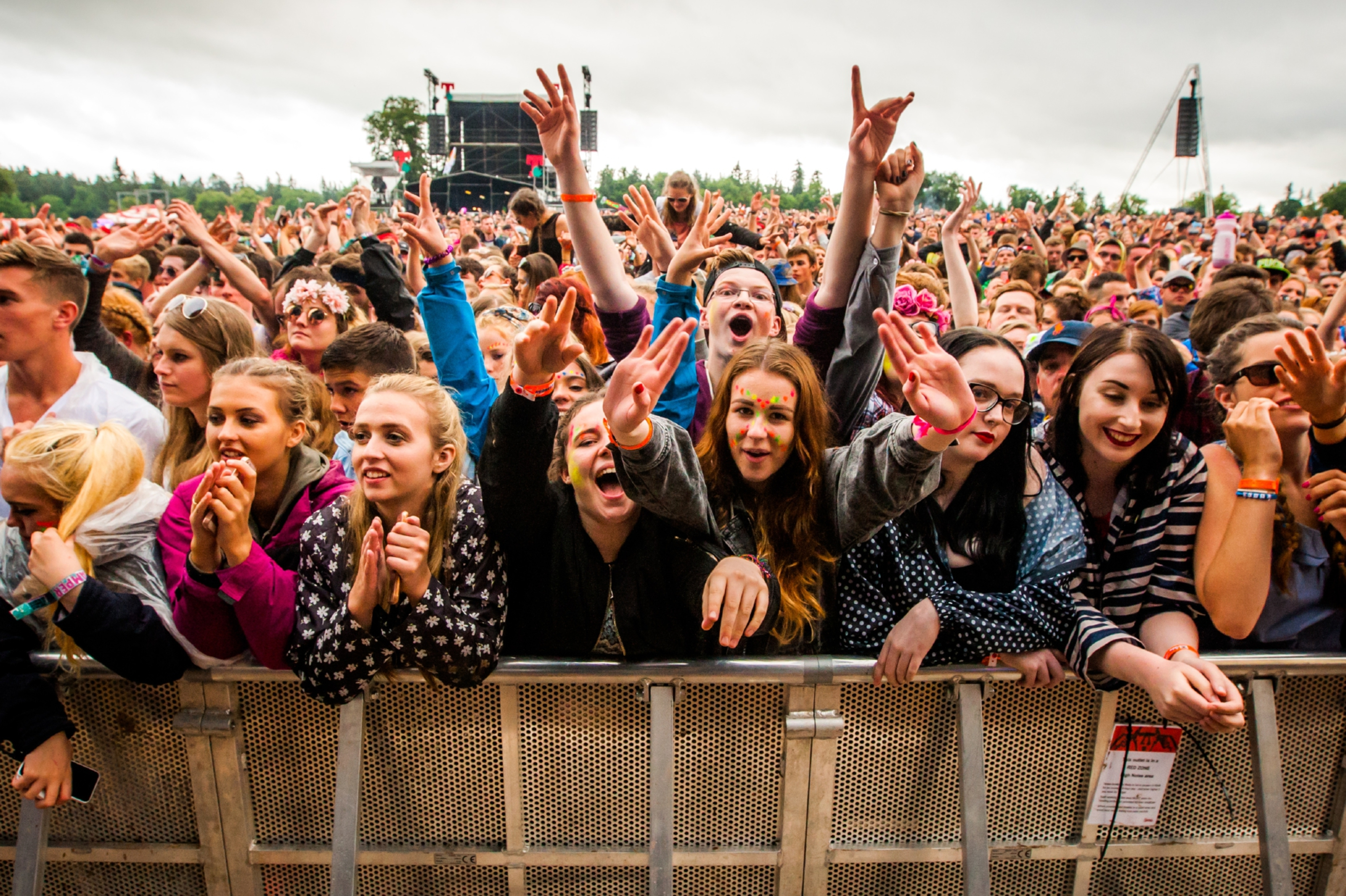 Geoff Ellis says T in the Park will bring in new age restrictions.