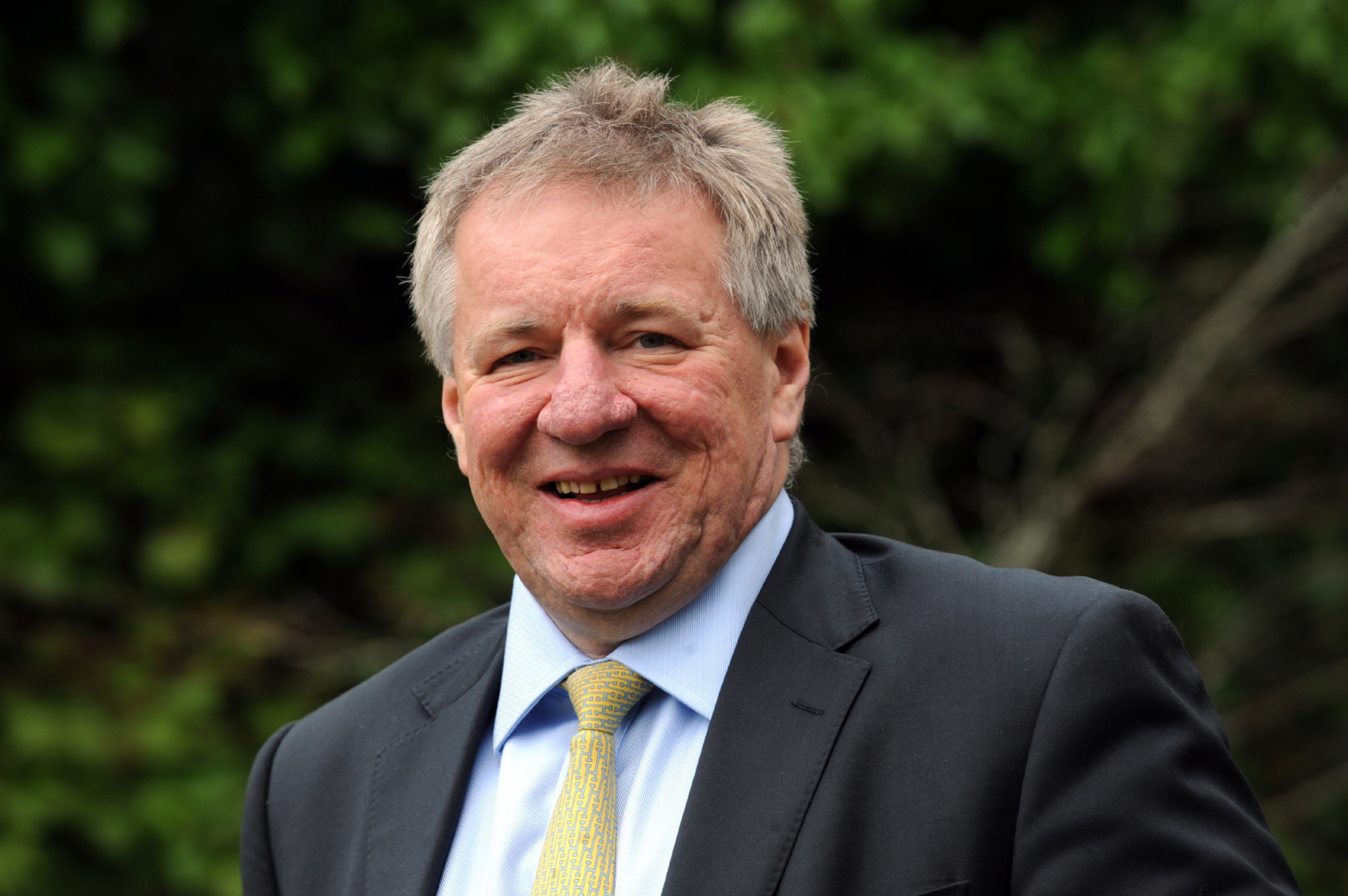 Martin Gilbert of Aberdeen Standard Investments has been Scottish Golf's primary benefactor for nearly 20 years. Chief Executive of Aberdeen Asset Management, Martin Gilbert.  Picture by KENNY ELRICK     21/01/2010     .