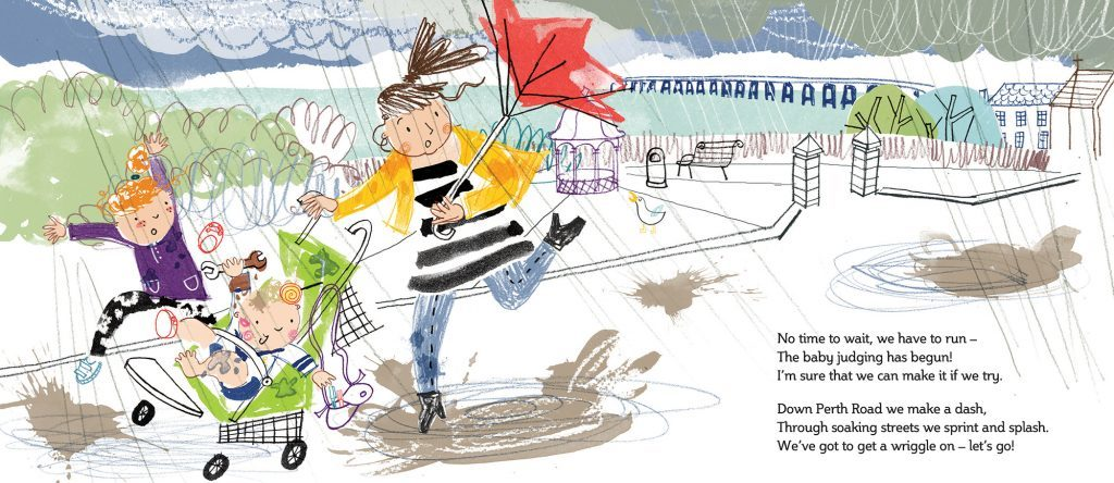 illustration from Fourth Bonniest Baby of Dundee inside pages for printer-2