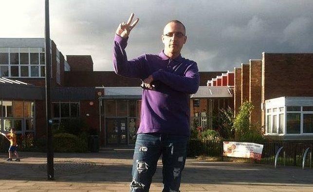 Ryan Wood has said he did not break the Oor Wullie statue.