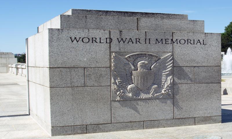 Washington WWII Memorial