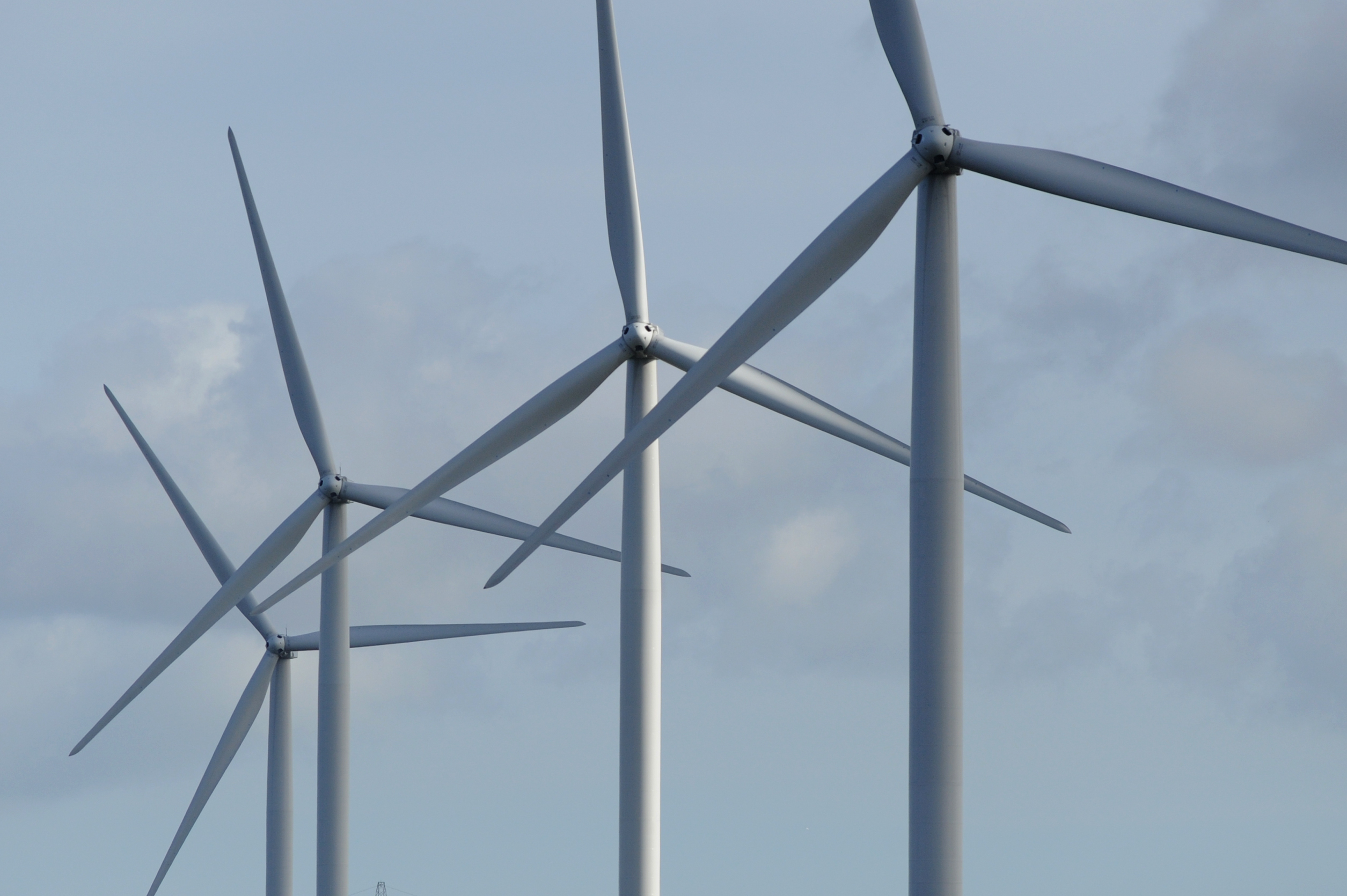 Turbines at Little Raith which generated the cash
