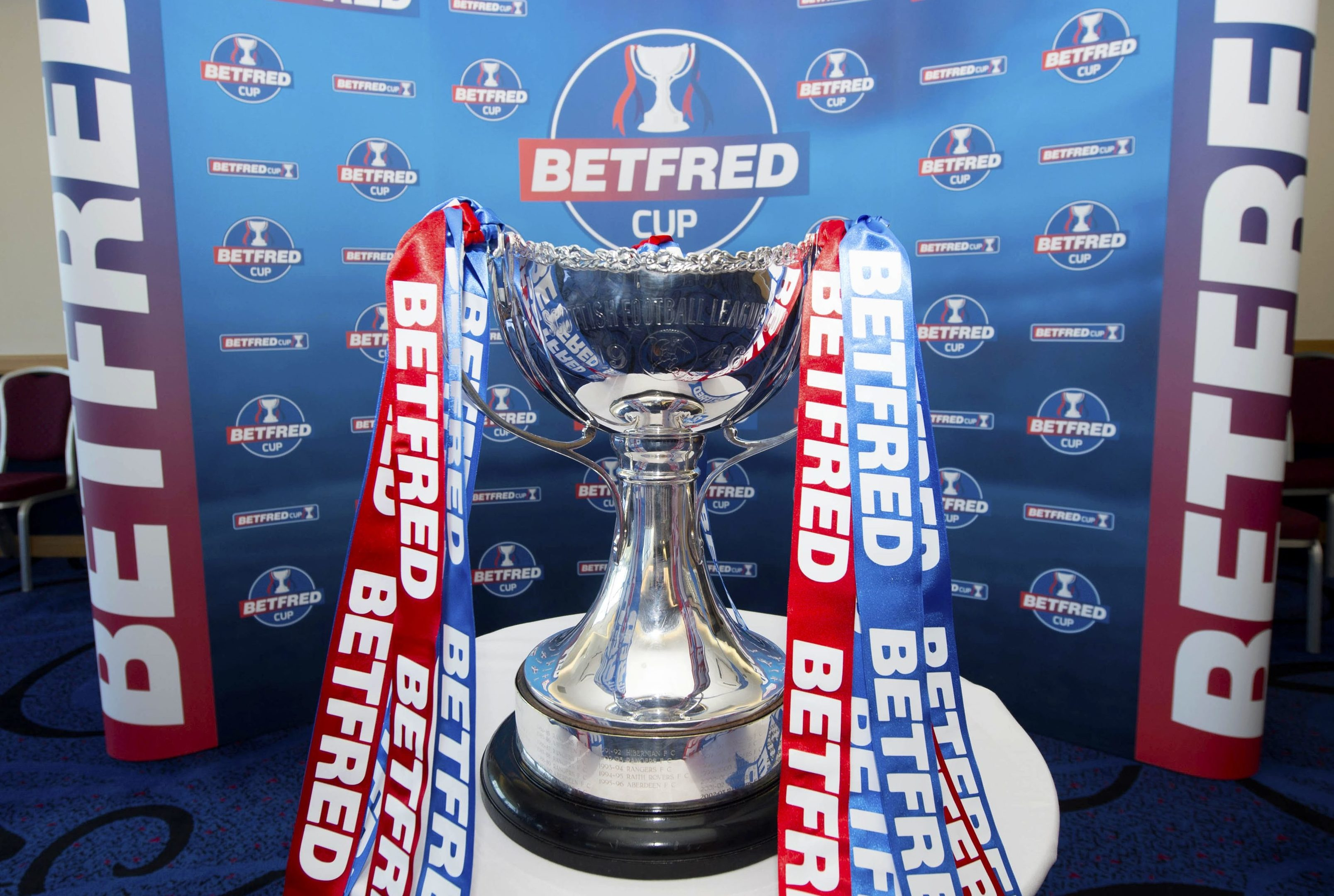 Betfred Cup.