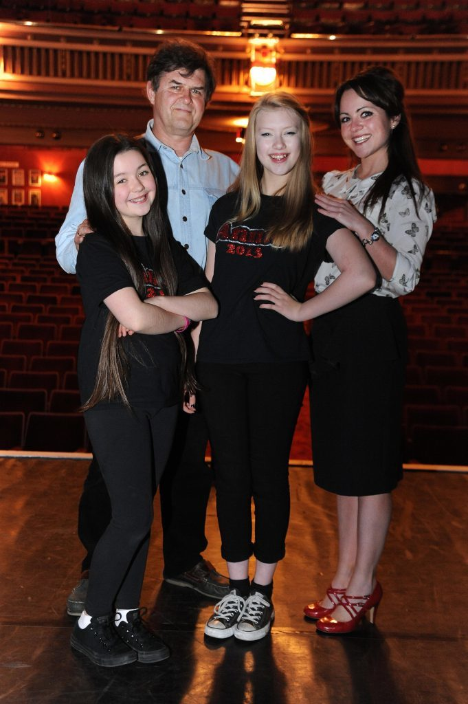 Limelight Productions presented Annie at the Alhambra Theatre last year