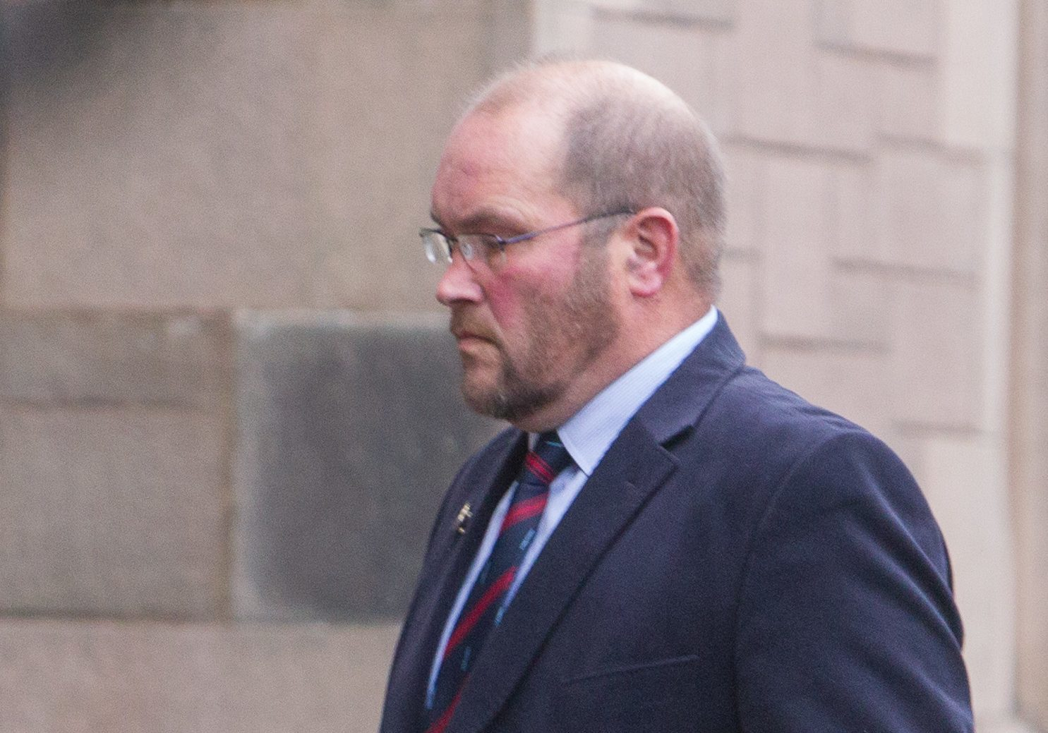 Edward Bennison at Forfar sheriff court