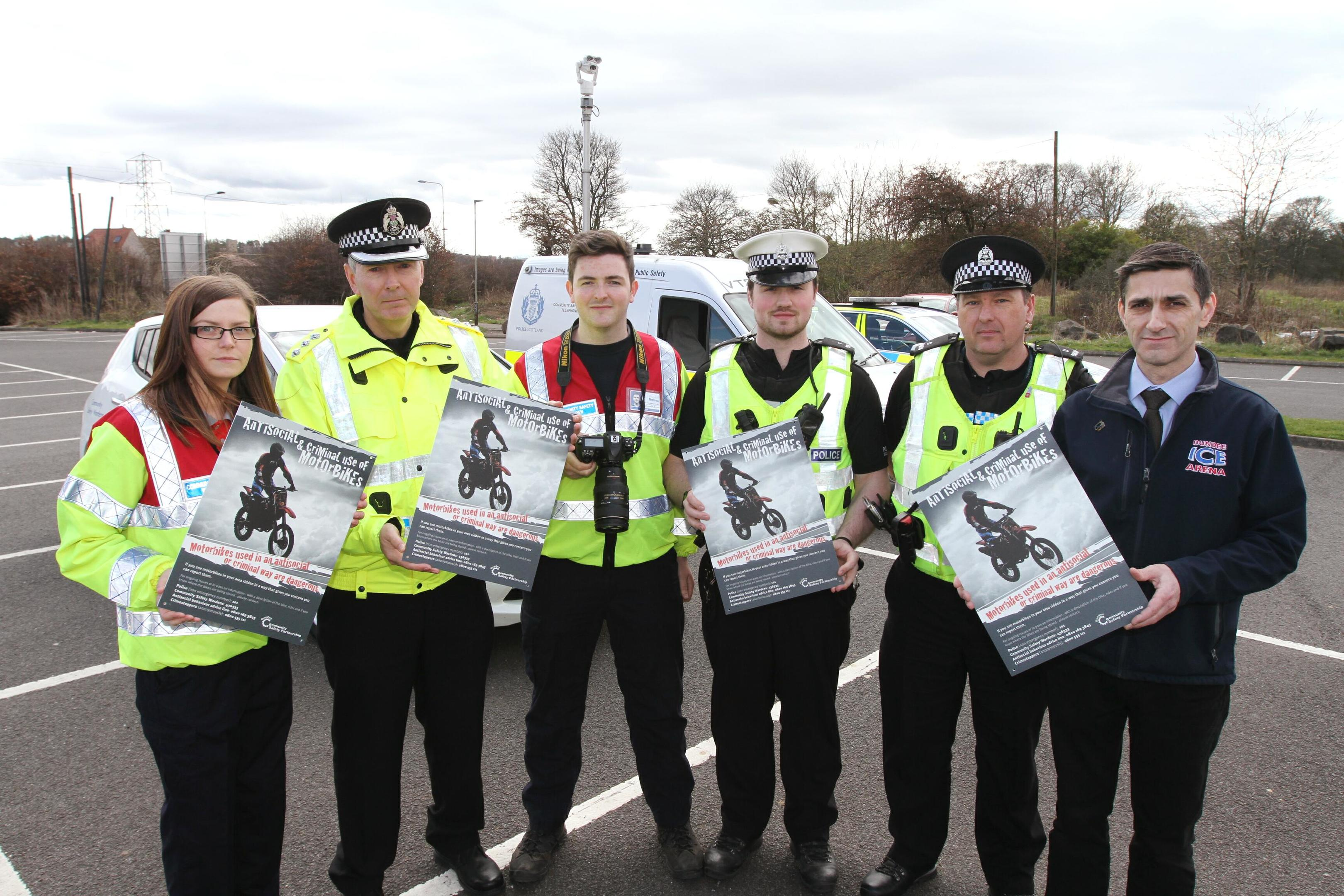 Police launched Operation Challenge to tackle illegal and antisocial use of petrol bikes