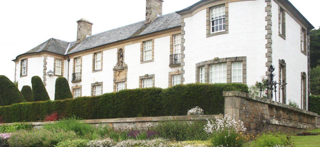Hill of Tarbit mansion house, near Cupar