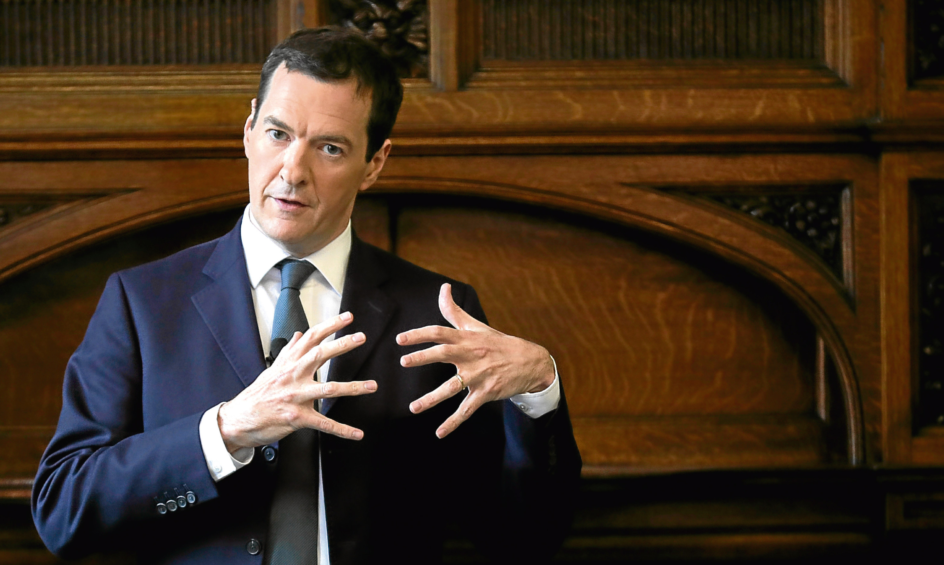 George Osborne discussed the notion of the 'Northern Powerhouse'