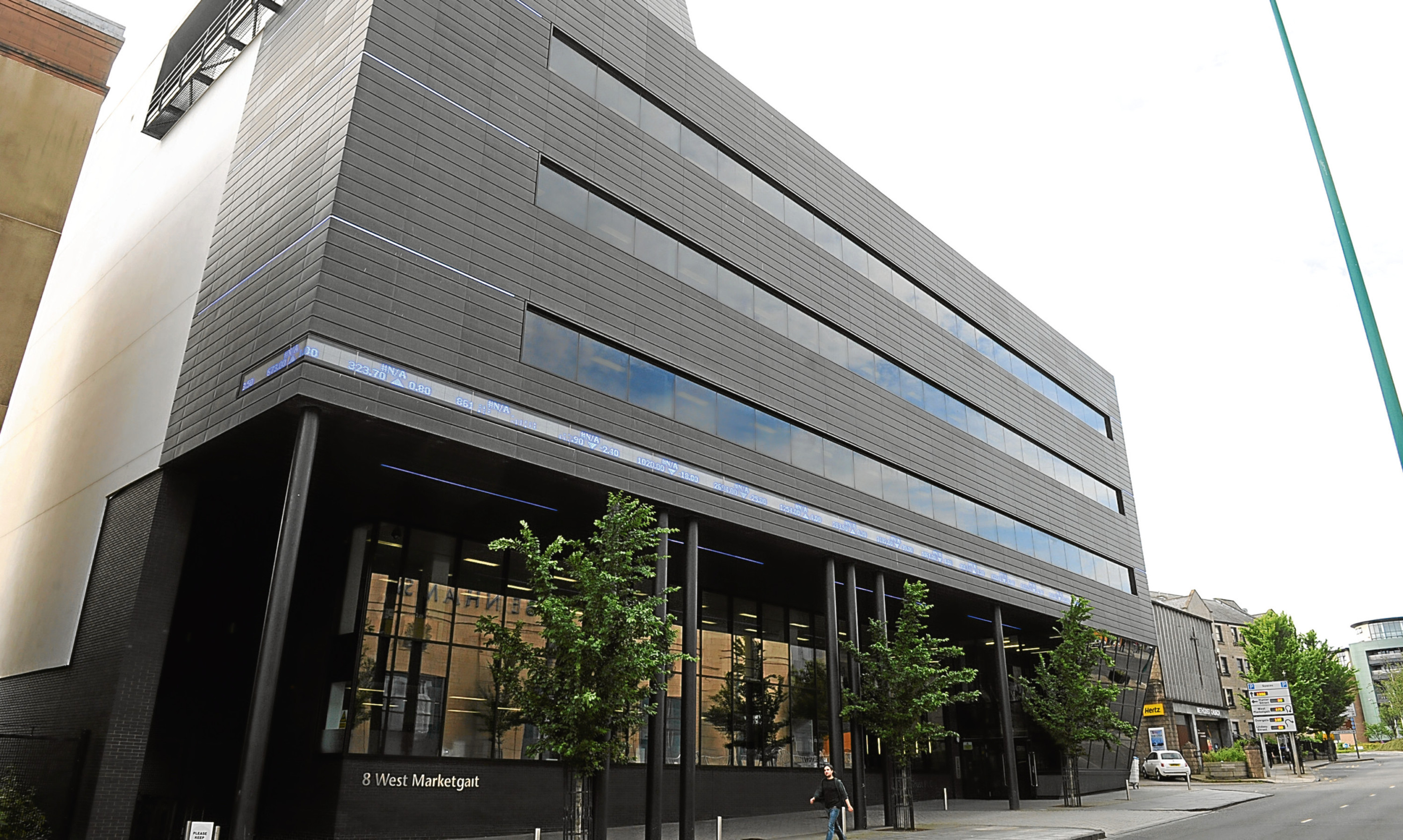 The Alliance Trust was subject to a takeover bid by RIT Capital in May