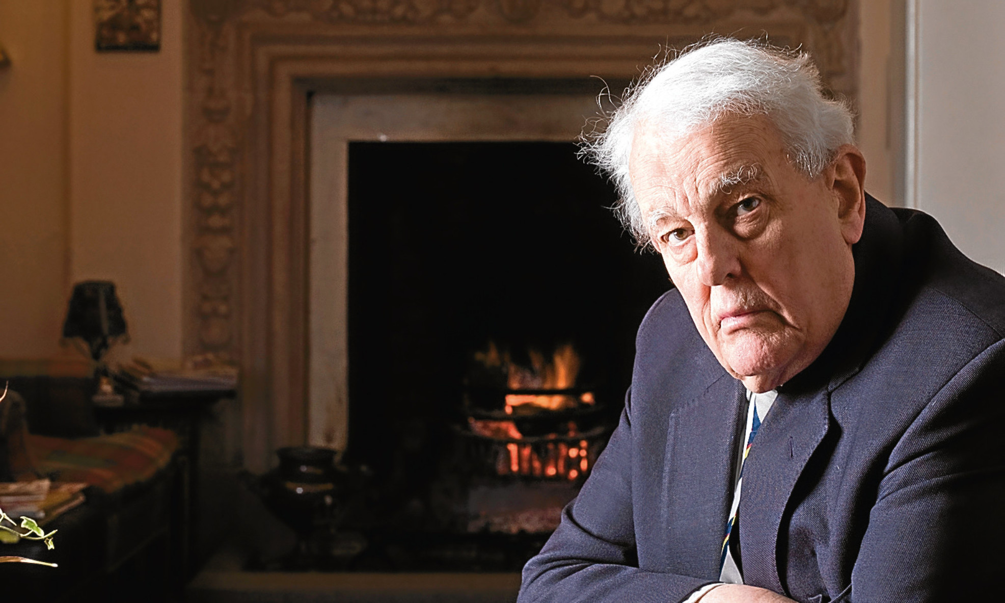 Former Labour MP Tam Dalyell
