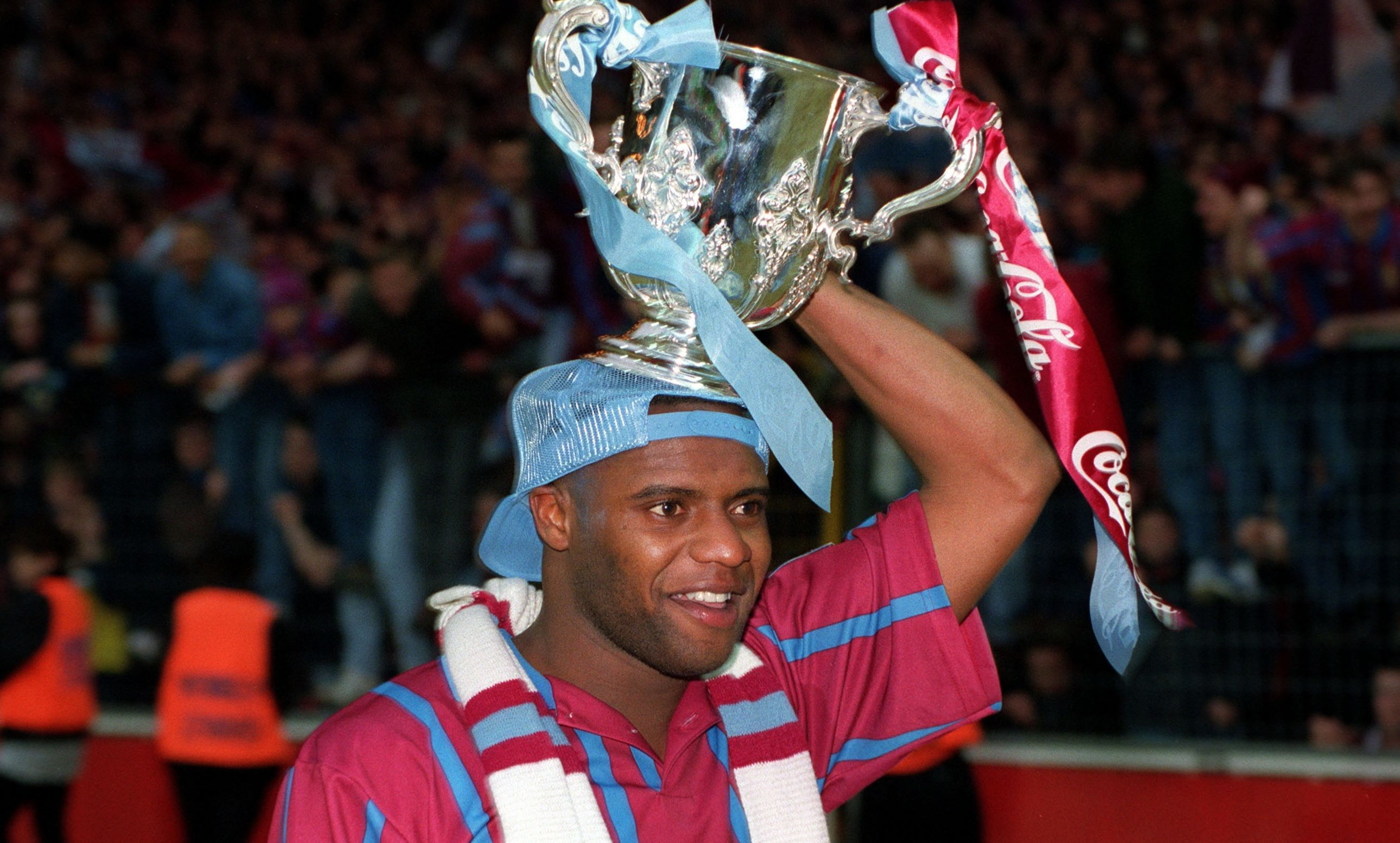 Dalian Atkinson died after being Tasered by police on Monday morning