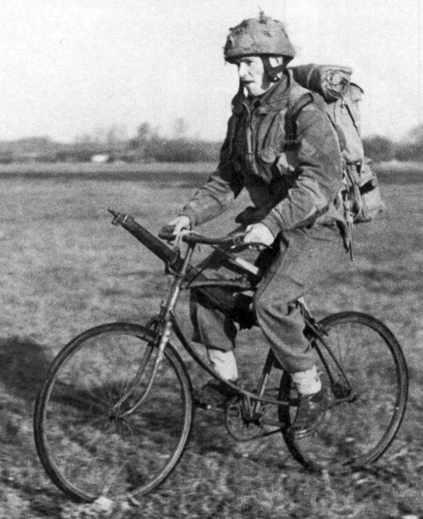 BSA Paratrooper Bike.