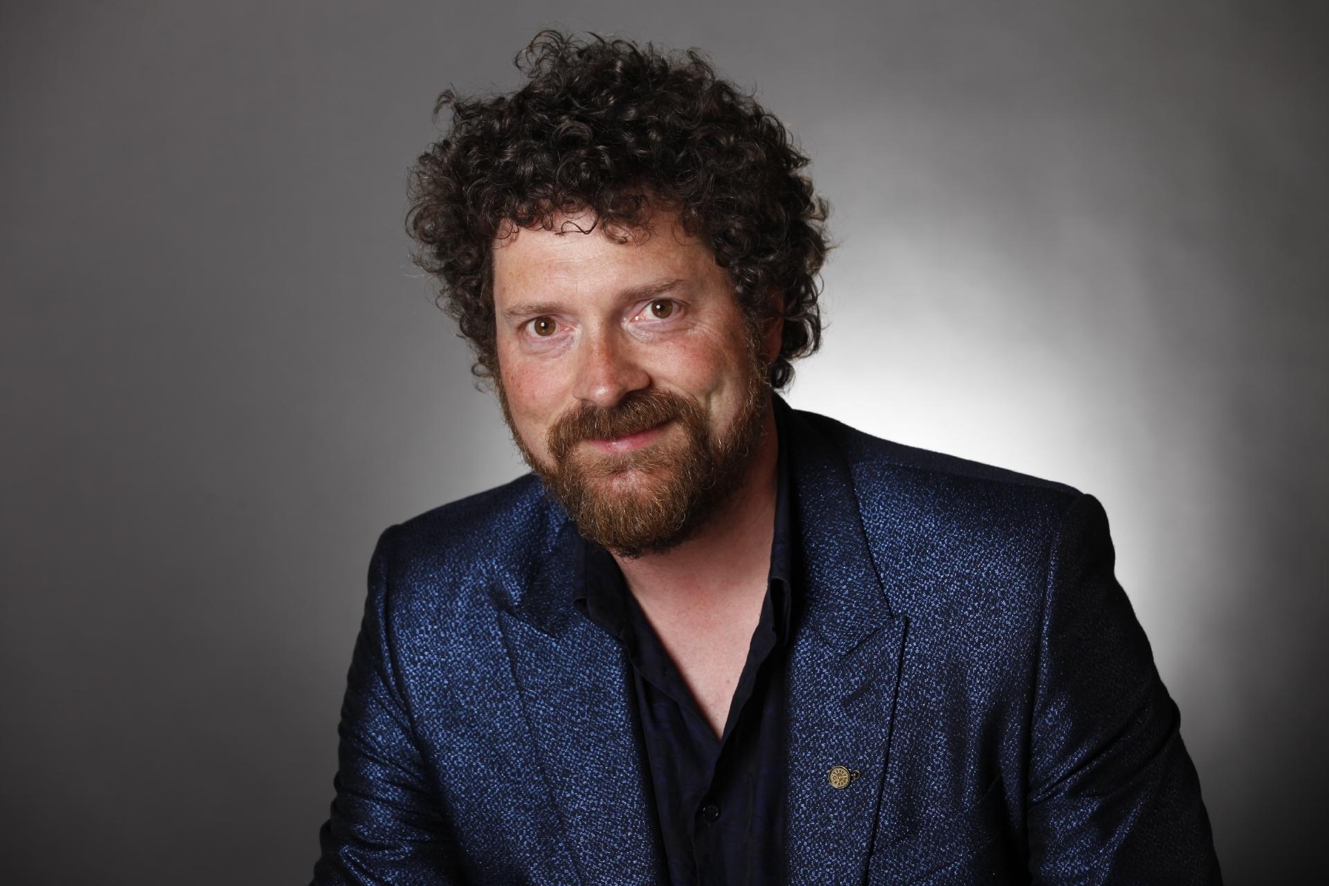 Chris van der Kuyl.