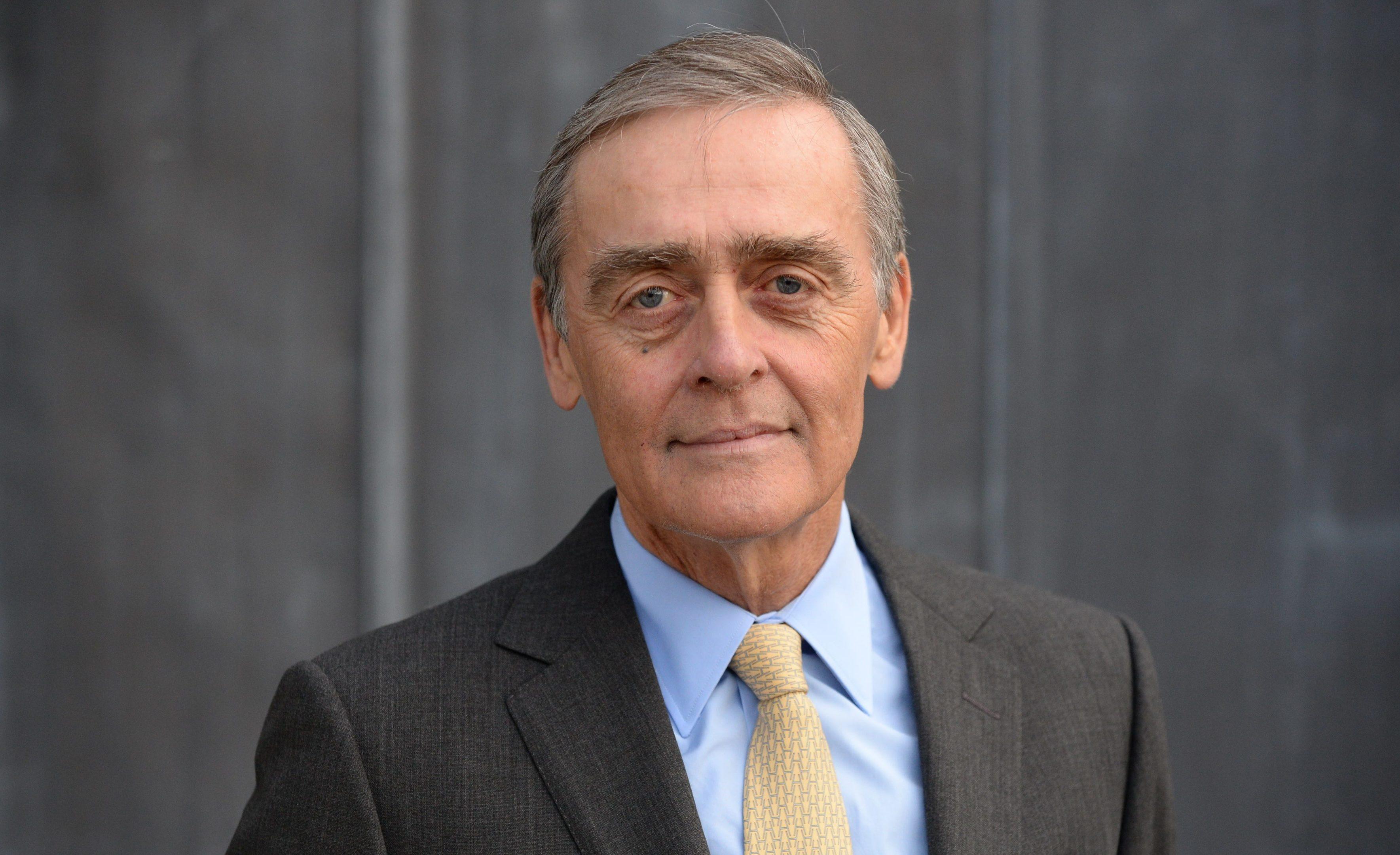 The late Duke of Westminster, Gerald Cavendish Grosvenor.