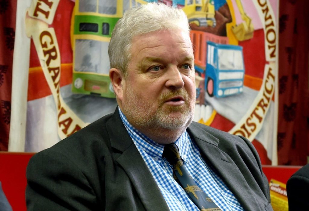 Shadow Scottish secretary Dave Anderson