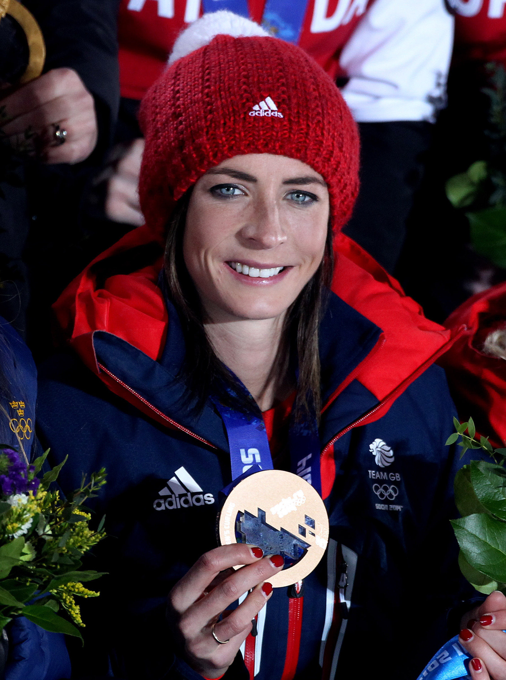 Eve her Olympic bronze medal that has led to her honorary degree.